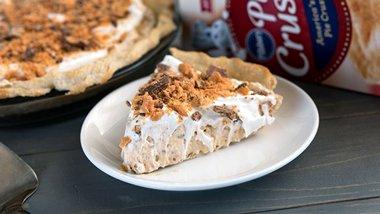 Easy Butterfinger™ Pie