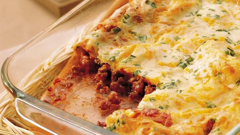 Popover Pizza Casserole