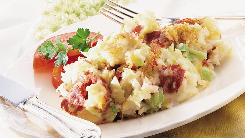 Irish Potatoes and Cabbage