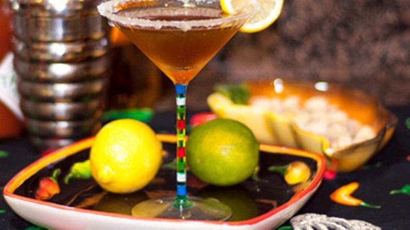 Chupacabra Cocktail | QueRicaVida