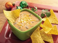 Slow-Cooker Nacho Bean Dip