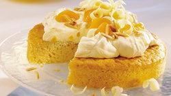 Orange Dream Cake