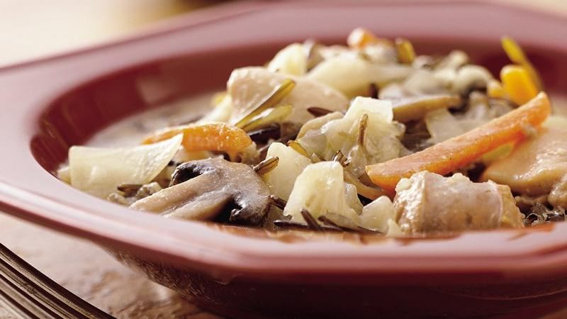 Slow-Cooker Chicken, Sausage and Cabbage Stew recipe from Betty ...