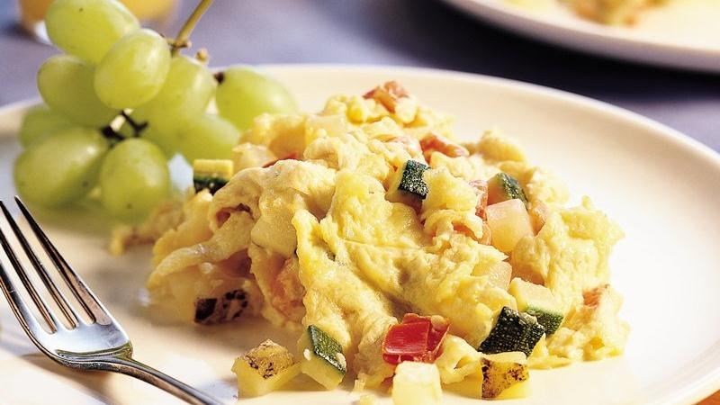 Gluten-Free Home Style Scrambled Eggs