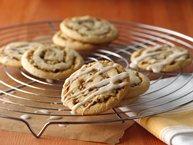 Brown Sugar-Pecan Pinwheel Cookies