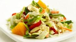 Skinny Crunchy Asian Salad