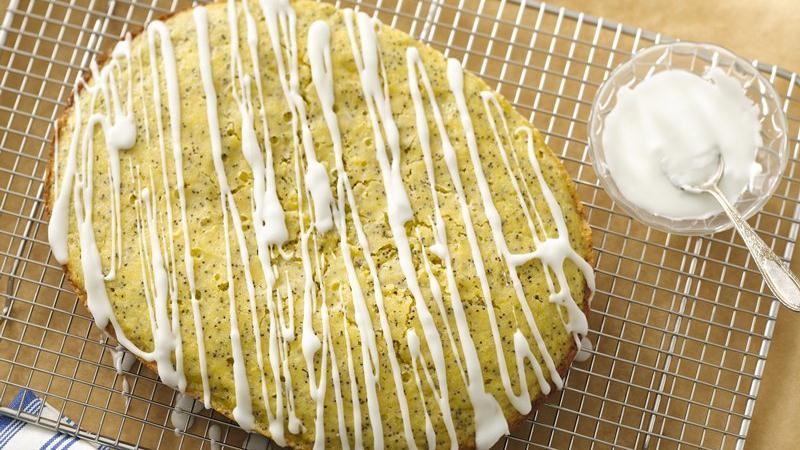 Slow-Cooker Lemon Cornmeal Poppy Seed Bread