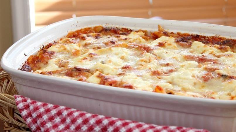 Italian Baked Pasta