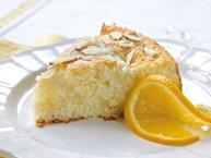 Orange Almond Coffee Cake