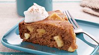 Slow-Cooker Apple Cake