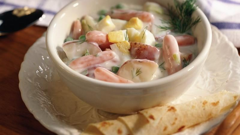 Scandinavian Vegetable Stew