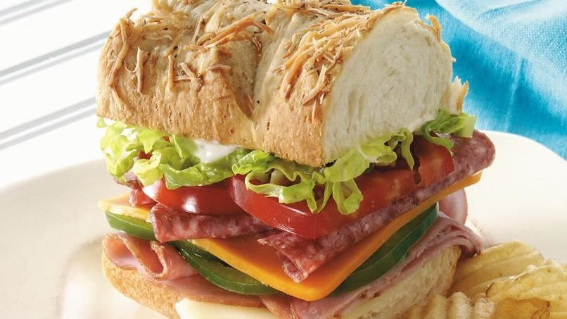 Italian Seasoned Super Sub