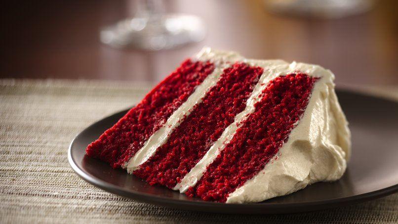 Gold Medal Red Velvet Cake Recipe