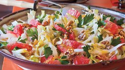 Citrus Walnut Salad