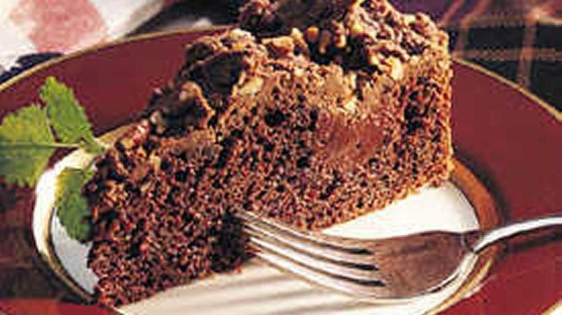 Fudgy Chocolate Torte