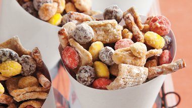Crunchy Peanut Butter Mix