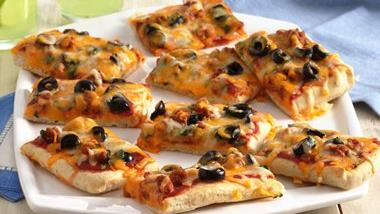 Spicy Mexican Pizza
