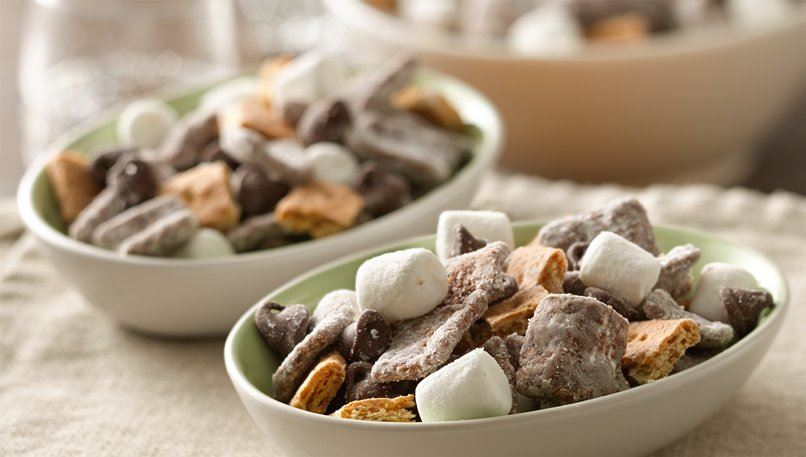 S'mores Chocolate Toast Crunch® Snack Mix