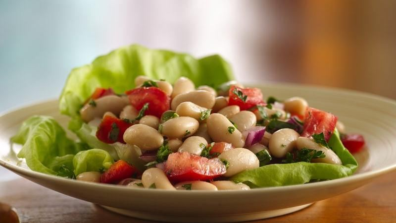 Gluten-Free Northern Italian White Bean Salad