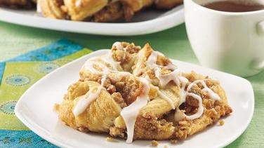 Fruit and Nut Pastries