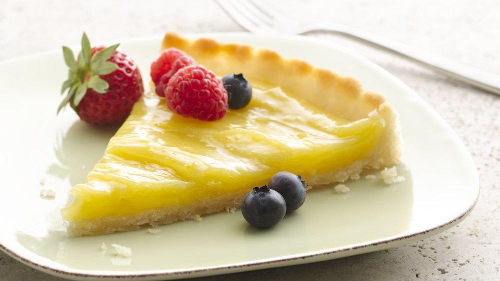 Gluten-Free Lemon Tart