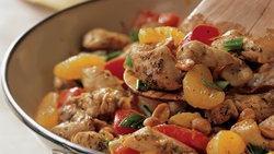 Jerk Chicken Stir-Fry