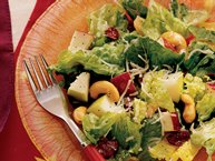 Winter Fruit Salad with Lemon-Poppy Seed Dressing