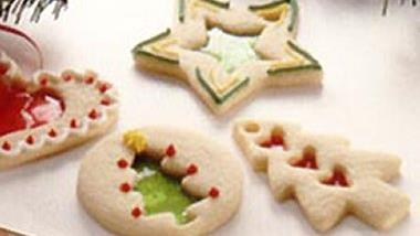 Poppin' Fresh® Stained Glass Cookies