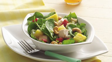 Gluten-Free Tropical Chicken Salad