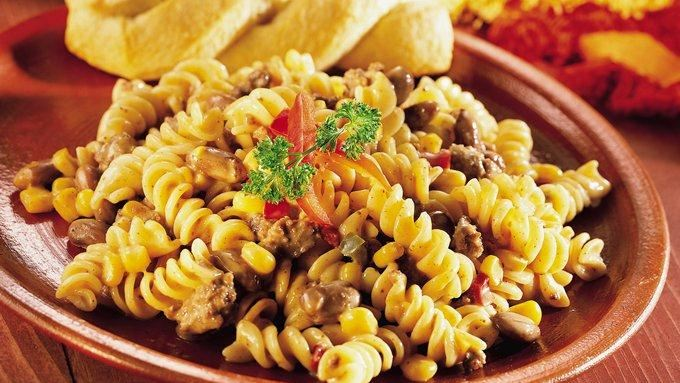 Southwestern Pasta Skillet recipe - from Tablespoon!