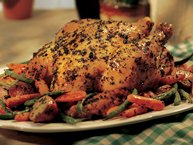 Herb Roast Chicken and Vegetables