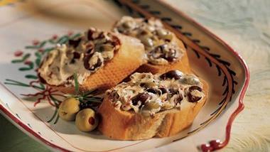 Olive Crostini