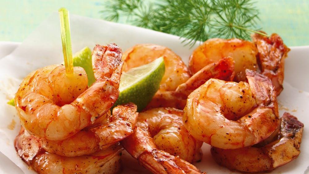 Caramelized Chili Shrimp