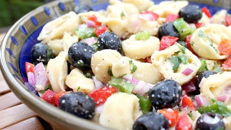 Judie's Tortellini Salad