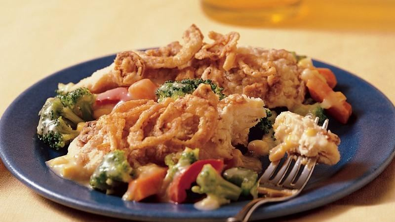 Chicken Tenders Dinner