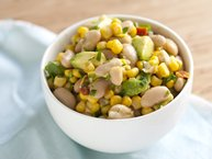 Sweet Corn and Sun-Dried Tomato Salsa