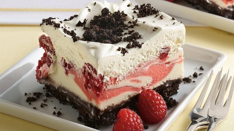 Frozen Raspberry Delight