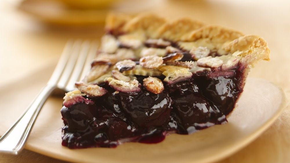 ABC Pie - Almond Bing Cherry