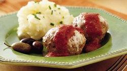 Mini Italian Meatloaves