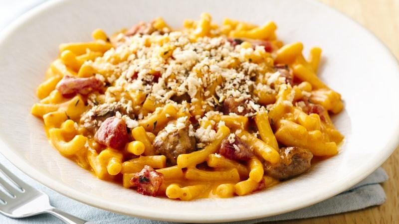 Easy Italian Mac and Cheese