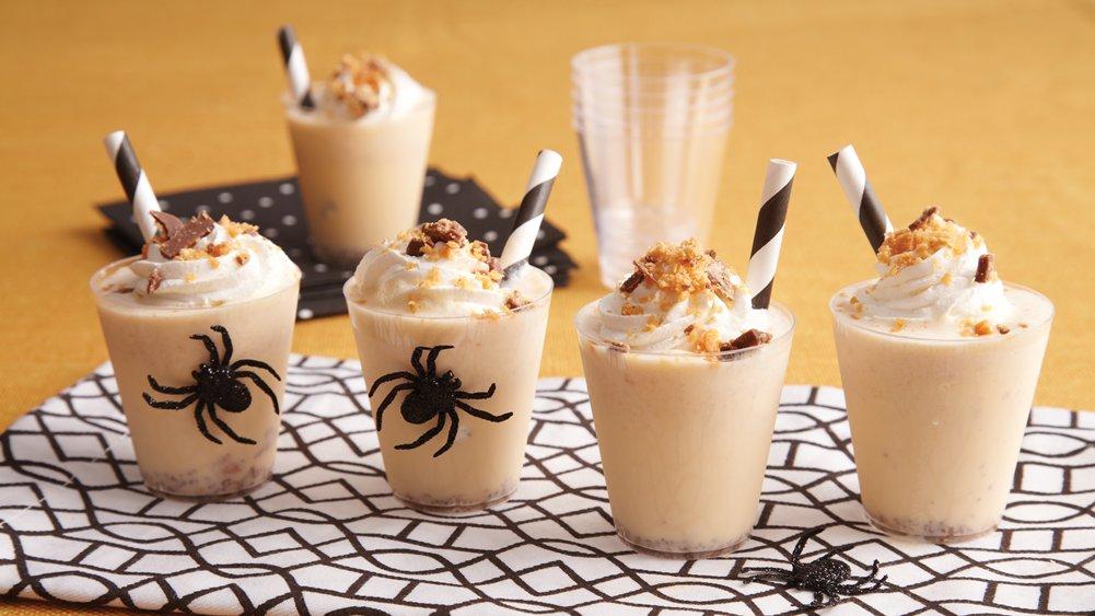 Kooky Candy Milkshakes