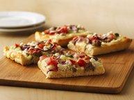 Easy Gyro Pizza