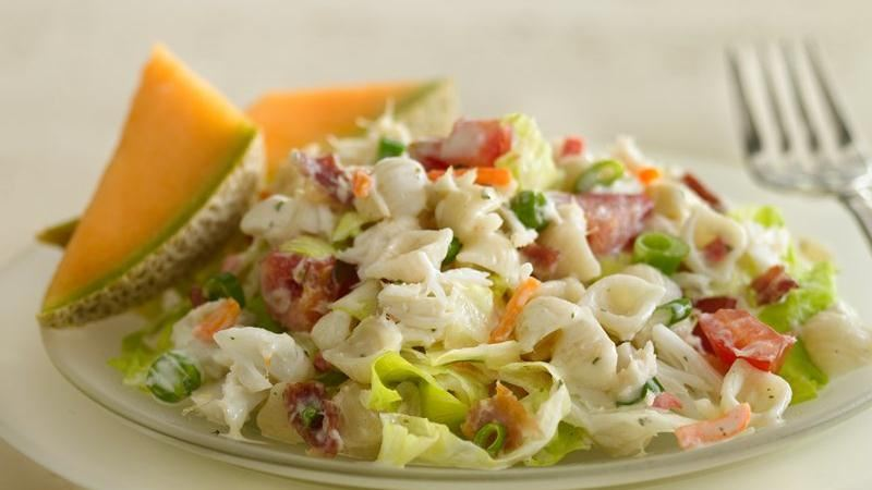 Seaside BLT Pasta Salad