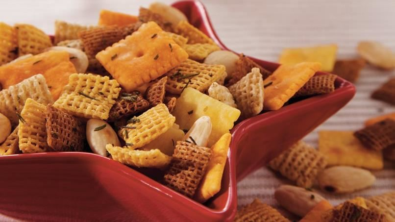 Rosemary Snack Mix