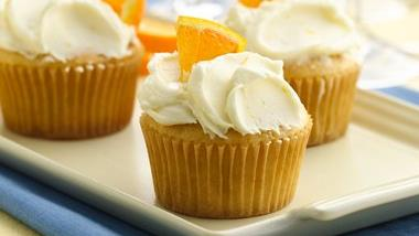Over the Moon White Ale Cupcakes