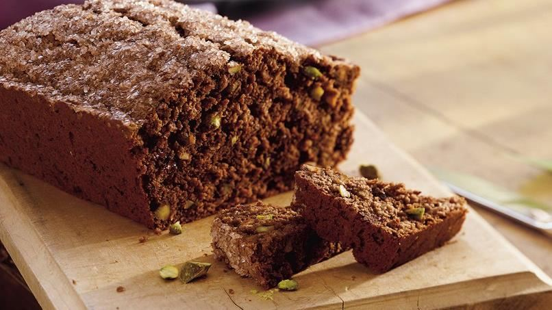 Chocolate-Pistachio Bread