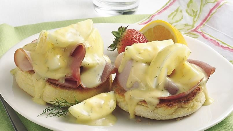 Brunch Ham and Egg Muffins