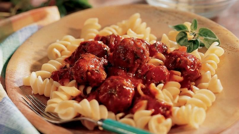 Meatballs and Twisters