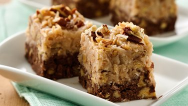 Coconut Pecan Chocolate Fudge