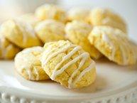 Lemon Cake Mix Cookies